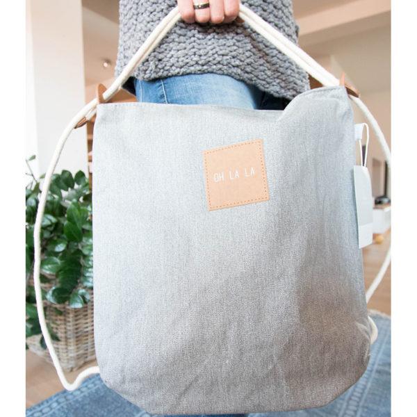 LIEBLINGE Handtasche OH LA LA Rucksack Räder 13361 - Handtasche