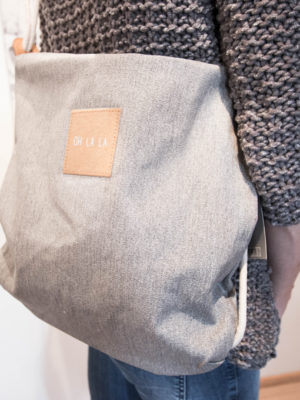 LIEBLINGE Handtasche OH LA LA Rucksack Räder 13361 - Schultertasche