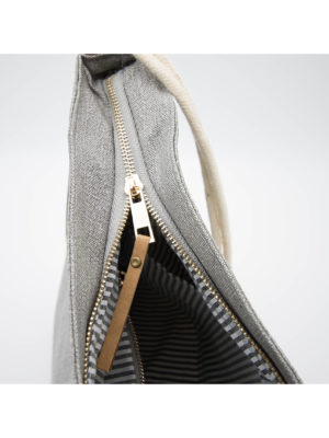 LIEBLINGE Handtasche OH LA LA Rucksack Räder 13361 - Detail Reissverschluß haupt