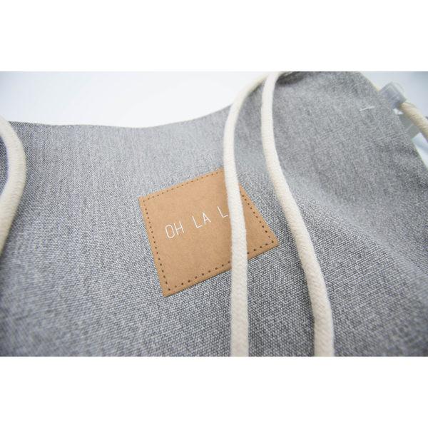 LIEBLINGE Handtasche OH LA LA Rucksack Räder 13361 - Detail Aussen Vorne