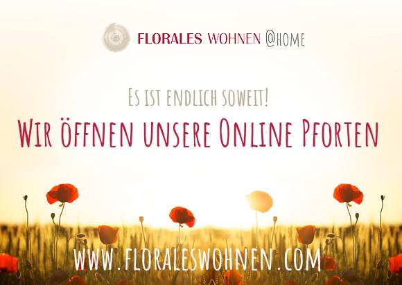 Online Shop Eröffnung