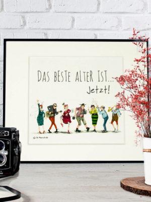 Passepartout Barbara Freundlieb Kunstdruck 11
