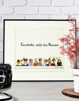 Passepartout Barbara Freundlieb Kunstdruck 24