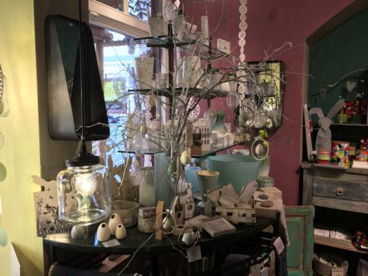 Florales Wohnen Ladengeschäft Dinkelsbühl 2019 -2