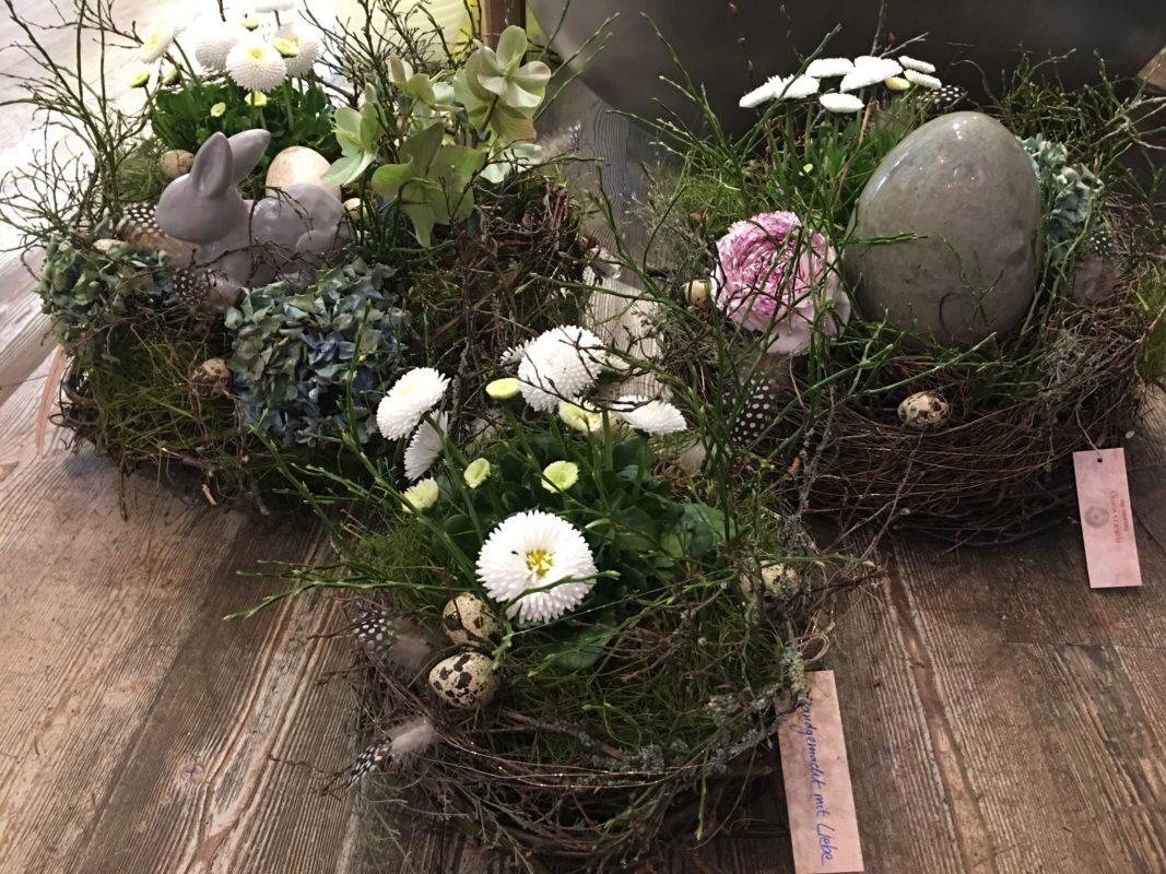 Marktsonntag in Dinkelsbühl floralesw wohnen susanne ott