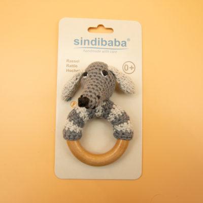 Sindibaba Rassel Hund-1